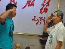 北京军海医院-军人之家的癫痫男孩以何继承硬汉血统