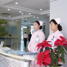 苏州同济医院-门诊大厅