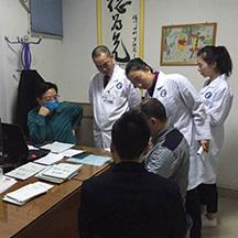 福州中科白癜风研究所-一医一患一诊室