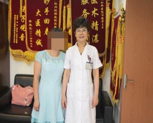 杭州虹桥不孕不育医院-婚后13年未孕 幸而有虹桥