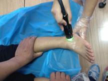 兰州中医白癜风医院-15岁女孩脸部白斑,在兰州中医恢复健康肤色