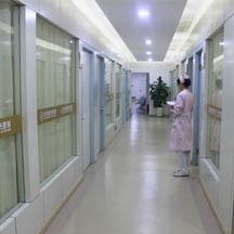 北京曙光医院-治疗室走廊